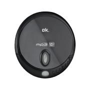 OK Draagbare CD-speler Zwart (OPC 310-B)