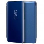 Cool Funda Flip Cover Clear View Azul para Xiaomi Mi 9 SE