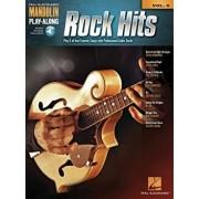 Rock Hits: Mandolin Play-Along Volume 6, Paperback/Hal Leonard Corp