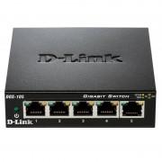 D-Link DGS-105 Switch 5 Puertos 10/100/1000Mbps
