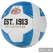 PSV Mini Voetbal Wit Blauw