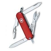 Couteau Suisse Victorinox 6 Pièces Manager Rouge Translucide