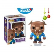 The beast Funko pop disney pelicula la bella & la bestia