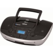 Radio portabil AKAI APRC-108 6W CD MP3 Negru