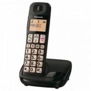 Panasonic Trådlös telefon Panasonic KX-TGE310SPB Svart