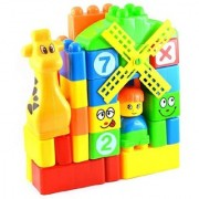 Kids Activity Colorful Building Blocks