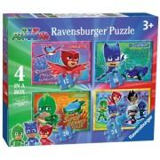 Puzzle Eroi In Pijamale Ravensburger