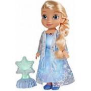 Papusa Vorbitoare (Limba Engleza) Disney Elsa