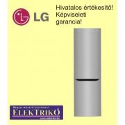 LG GBB59PZJZS kombinált hűtőszekrény , A++, No Frost , Inox