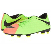 Nike Hypervenom Phade II FG Electric GreenBlackHyper OrangeVolt