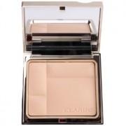 Clarins Face Make-Up Ever Matte polvos compactos minerales de acabado mate tono 01 Transparent Light 10 g