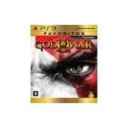 Game God Of War 3 - Favoritos - PS3