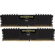 Kit Memorie Corsair Vengeance LPX Black 2x8GB DDR4 2400MHz CL16 Dual Channel