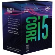 Procesor Intel Core i5-8400 (Hexa Core, 4.0 GHz, 9 MB, LGA1151 CL) box