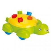 Broasca Testoasa cu forme geometrice pentru copii