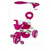 Oh Baby Rabbit Mask PINK Tricycle For Your Kids SE-TC-53