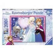 Puzzle Frozen, 200 piese