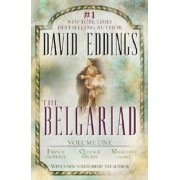 The Belgariad (Vol 1): Volume One: Pawn of Prophecy, Queen of Sorcery, Magician's Gambit, Paperback