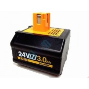 Panasonic EY9210 - 24V 3000mAh Ni-MH akku felújítás 2-3 Ah Ni-MH