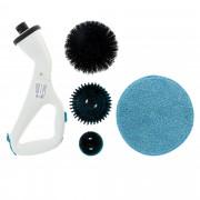 Aqua Laser Spazzola elettrica + panno e 3 testine