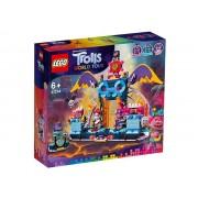CONCERTUL DIN ORASUL VOLCANO ROCK - LEGO (41254)
