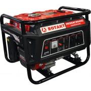 Generator ROTAKT ROGE3500 cu o putere de 2.8 KW, motor de 7 CP, capacitate cilindrica: 208 CmC