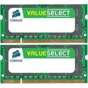 Memoria So-Ddr2 4 Gb Pc800 Mhz Kit (2X2) (Vs4Gsdskit800D2)