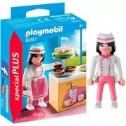 Playmobil Special Plus - Mujer Pastelera - 9097