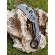 Тактически нож KARAMBIT QTRM5TR