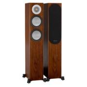Boxe - Monitor Audio - Silver 200 Black Oak