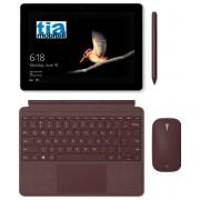 Microsoft Surface Go 64 GB incl. Surface Signature Type Cover Bordeaux red - isporuka 7-12 radnih dana