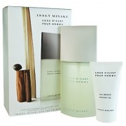 L'eau D'Issey Pour Homme by Issey Miyake Set EDT 4.2 Gel 2.5
