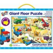 Giant Floor Puzzle Santierul 30 piese