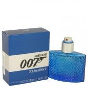 007 Ocean Royale Eau De Toilette Spray By James Bond 1 oz Eau De Toilette Spray