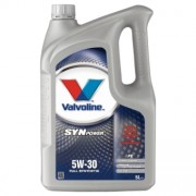 Valvoline SynPower FE 5W–30 Engine oil 5 Litre Can