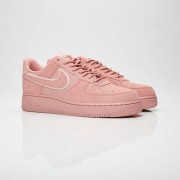 Nike Air Force 1 07 Lv8 Suede Red Stardust/Red Stardust/Dragon Red
