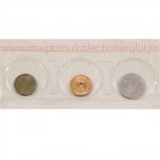 Monede si Bancnote de pe Glob Nr.31 - LITUANIA - 1 centima guyaneza, 1 centas lituanian, 5 centime filipineze