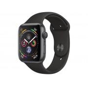 Умные часы APPLE Watch Series 4 40mm Space Grey Aluminium Case with Black Sport Band MU662RU/A