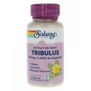 Solaray Tribulus Fruit Extract 60 Vegetable Capsules - Bote 60 Cápsulas vegetales