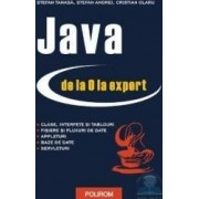 Java de la 0 la expert Necartonat - Stefan Tanasa Cristian Olaru Stefan Andrei
