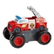 Fisher Price Camion de pompier 2 en 1 Blaze et les Monster Machines