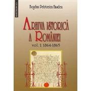 Arhiva istorica a Romaniei, Vol. 1+2/Bogdan Petriceicu Hasdeu