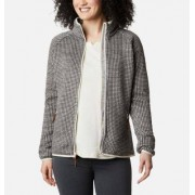 Columbia Polaire Chillin - Femme Chalk Small Houndstooth XL