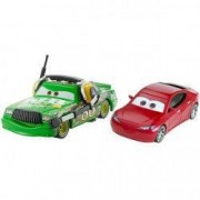 Set de masinute metalice Natalie Certain si Chick Hicks Disney Cars 3