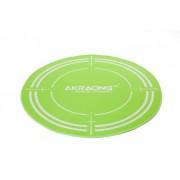 AKRacing Floormat Green Постелка за геймърски столове