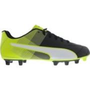 Puma Adreno II FG Football Shoes For Men(Yellow)