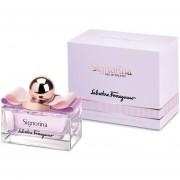 Perfume Para Dama Salvatore Ferragamo SIGNORINA Eau De Toilettte 100 Ml.