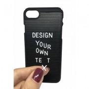 geschenkidee.ch Lettercase Handyhülle iPhone 7 und 8 selbst gestalten