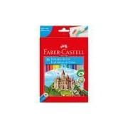 Lápis de Cor 36 cores sextavado 120136G Faber Castell