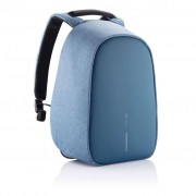 XD Design Bobby Hero Small Backpack - Anti-Diefstal Rugzak - Licht Blauw